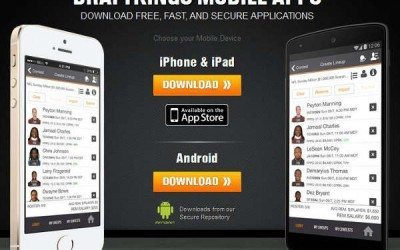 DraftKings Mobile App & Mobile Site Review
