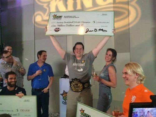 DraftKings Winner