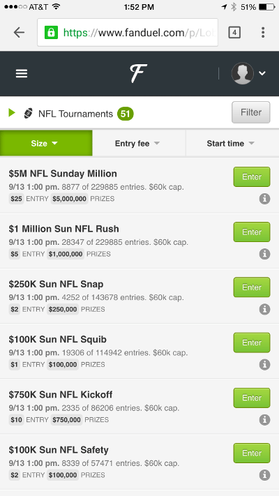fanduel-mobile-site-contests