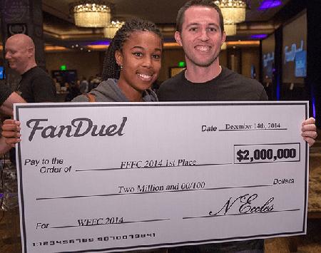 FanDuel Winner