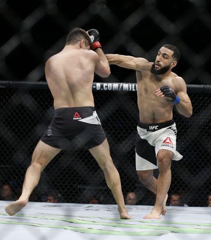 UFC 213 – Balal Muhammad vs Jordan Mein